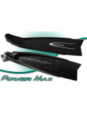 Esclapez Fins - Full Foot Spearfishing - Black