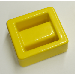 Lead Block Weight - 2k - Yellow Coated