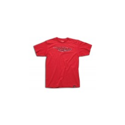 Riffe Shirt - Tee - 'Barbed' Red
