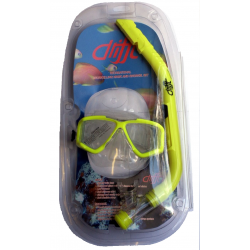 Drifft Mask & Snorkel Set - Junior