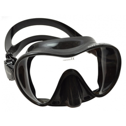 Cressi Mask - F1 Frameless - Black