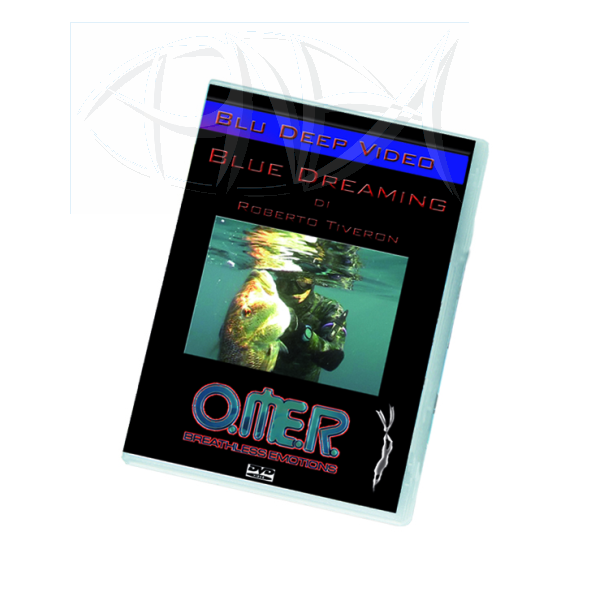 Omer DVD -Tiveron - Blue Dreaming