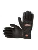 Cressi Gloves - High Stretch - 3.5mm - Black
