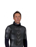 Omer Wetsuit - Real 3D Over-Jacket - Reversible - 3.0mm