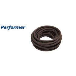 Omer Latex Tubing - 16mm - Brown (PERFORMER) (per metre)