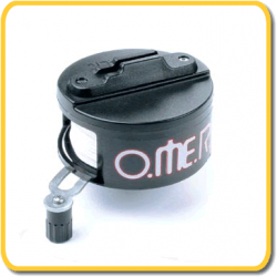 Omer Reel - Universal for 28mm aluminium barrell gun without line