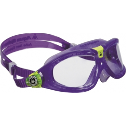 Aquasphere Seal Kid 2 - Violet - Clear lens