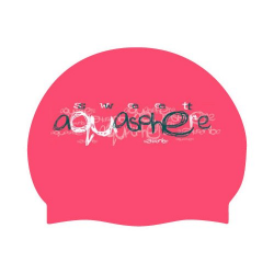 Aquasphere Silicone Swim Cap - Junior