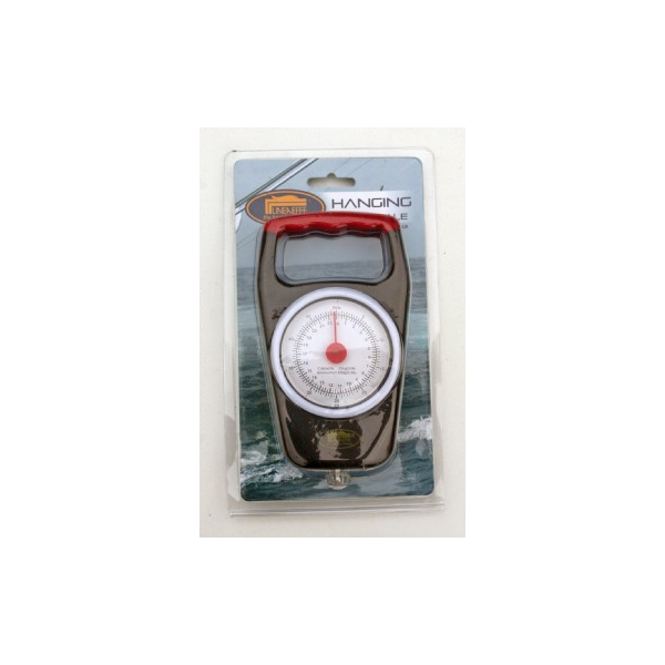 Dial Fish Scales with handle - 50lb/22kg