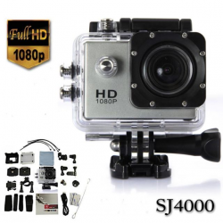 APNEA SJ4000 HD Sport Cam (inc. 32GB SD Card)