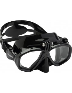 Cressi Mask - Action - Black