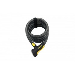 Onguard - Lock Coil Cable 185cm X 12mm Doberman