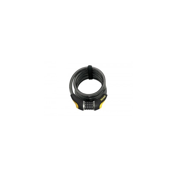 Onguard - Lock Combo Coil 185cm X 12mm Doberman