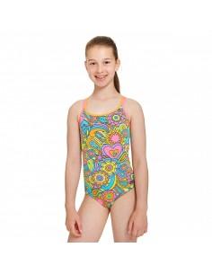 Zoggs - Swimsuit - Junior - Zesty Duoback
