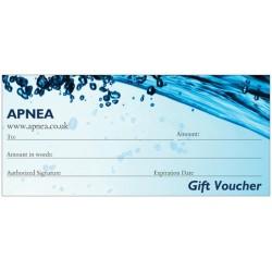 APNEA GIFT VOUCHER - £20