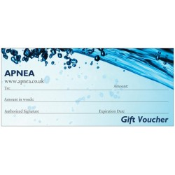 APNEA GIFT VOUCHER - £100