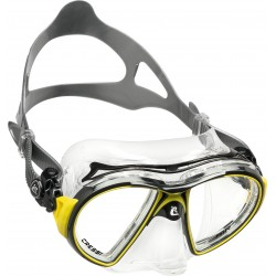 Cressi Mask - Air Crystal - Yellow
