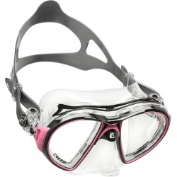 Cressi Mask - Air Crystal - Pink