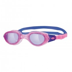 Zoggs Goggle - Phantom - Pink/Pink/Tinted lenses