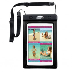 Swim Cell Waterproof Case - Small Tablet - Various