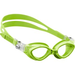 Cressi King Crab Kid Swim Goggle - Lime