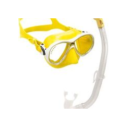 Cressi Mask & Snorkel Set - New Marea Junior VIP