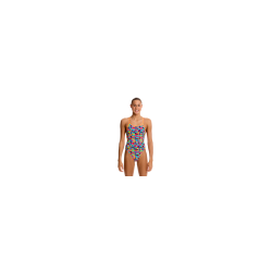 Funkita - Swimsuit - Girls - Stacked Up - Single Strap One Piece