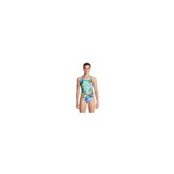 Funkita - Swimsuit - Girls - Meadow Love - Single Strap One Piece