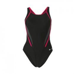 Aquasphere Swimsuit - Julia - Black/Chine Blue