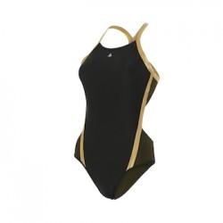 Aquasphere Swimsuit - Cindy - Black/Gold