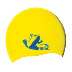 Seac Silicone Junior Swim Cap - Assorted