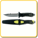 Imersion Knife - Skwal - Yellow