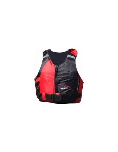 SOLA Buoyancy Aid - Frenzy - Red/Black