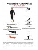 APNEA Spearfishing Starter Package