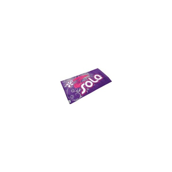 SOLA Beach Towel - Purple