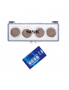 Seac Ear Plugs - Putty