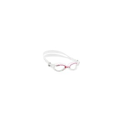 Cressi Flash Swim Goggle - Small Fit Lady - Clear/Pink