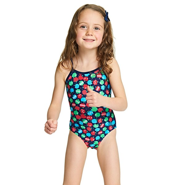 Zoggs - Swimsuit - Kids - Appletizer Yaroomba Floral - Multi