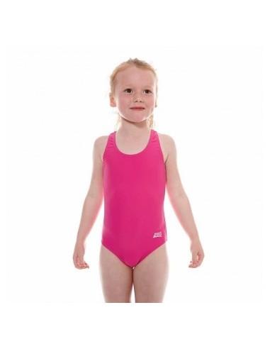 Zoggs - Swimsuit - Kids - Bellambie Actionback - Pink