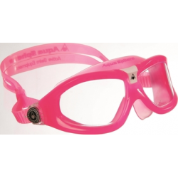 Aquasphere Seal Kid 2 - Pink - Clear lens