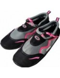 TWF Weaver Beach Shoes - Adults - Grey/Pink