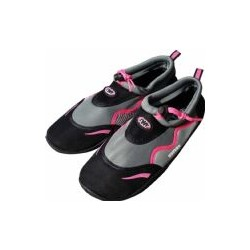 TWF Weever Beach Shoes - Adults - Grey/Pink