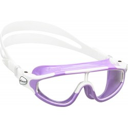 Cressi Baloo Junior Swim Goggle - Lilac/White