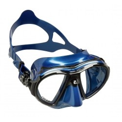Cressi Mask - Air - Blue Nery/Black frame