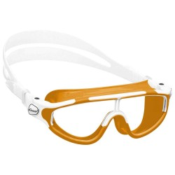Cressi Baloo Junior Swim Goggle - Orange/White
