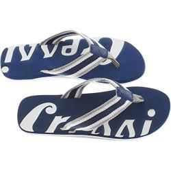 Cressi Portifino Flip Flops - Adults - Blue