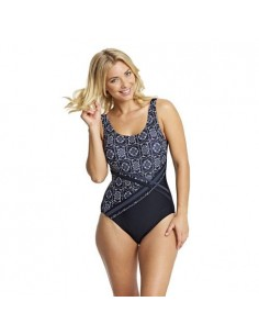 Zoggs - Swimsuit - Sacred Craft X Front Scoopback - Multi