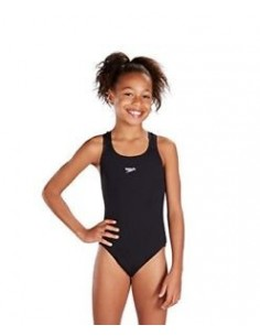 Speedo - Swimsuit - Junior - Essential Endurance Medalist - Black