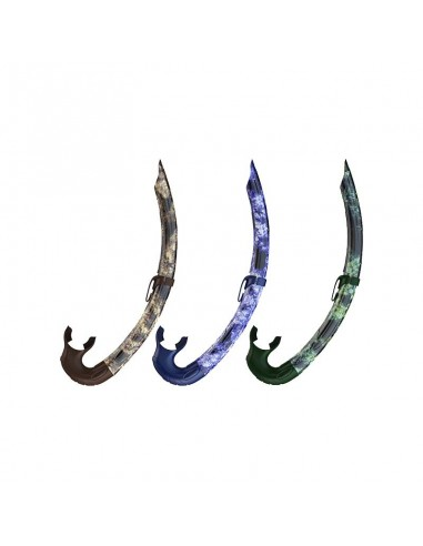Seac Snorkel - Jet - Various Camo colours