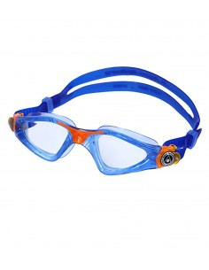 Aquasphere Kayenne Junior swim goggles - Blue/Orange